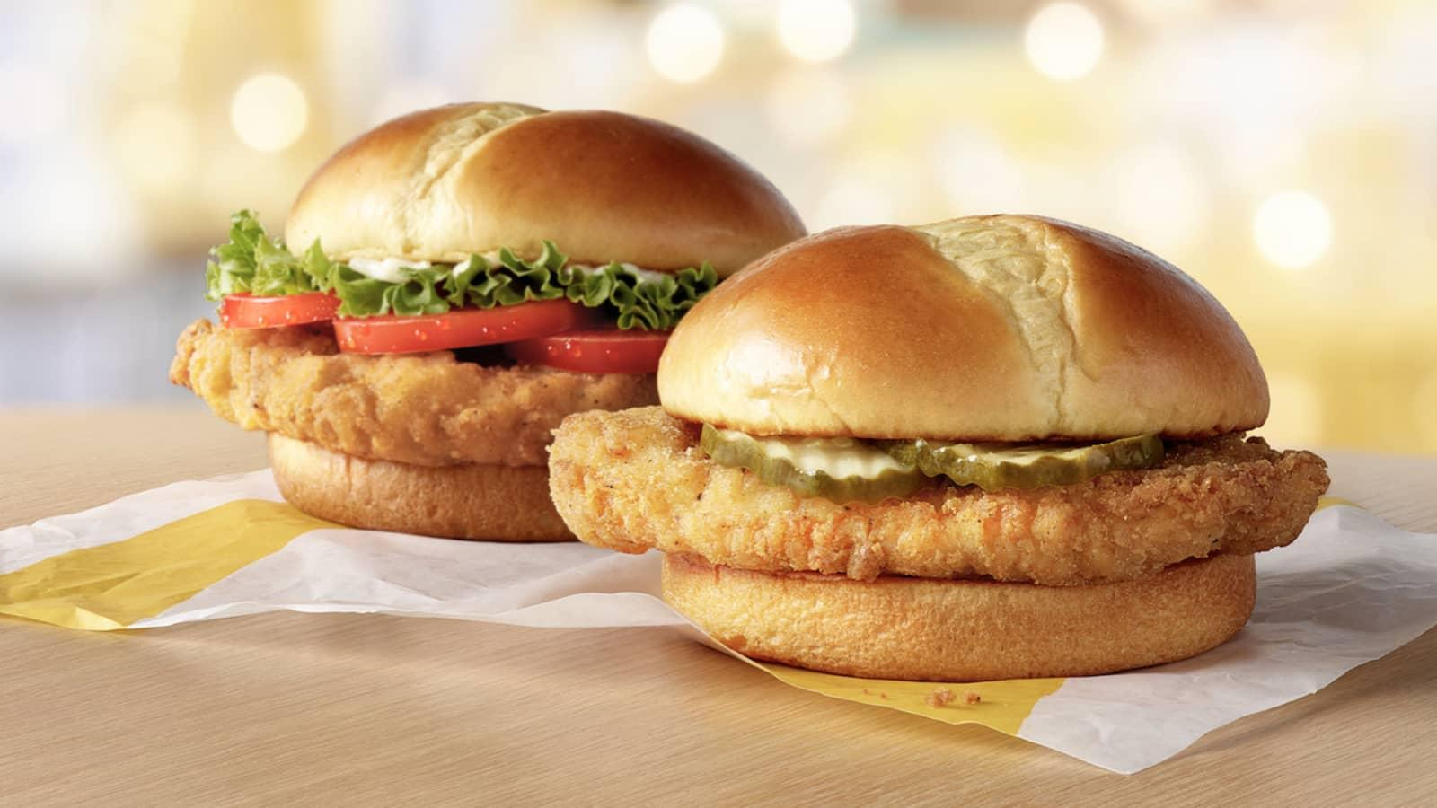 McDonald's expanding their chicken offerings Thumbnail