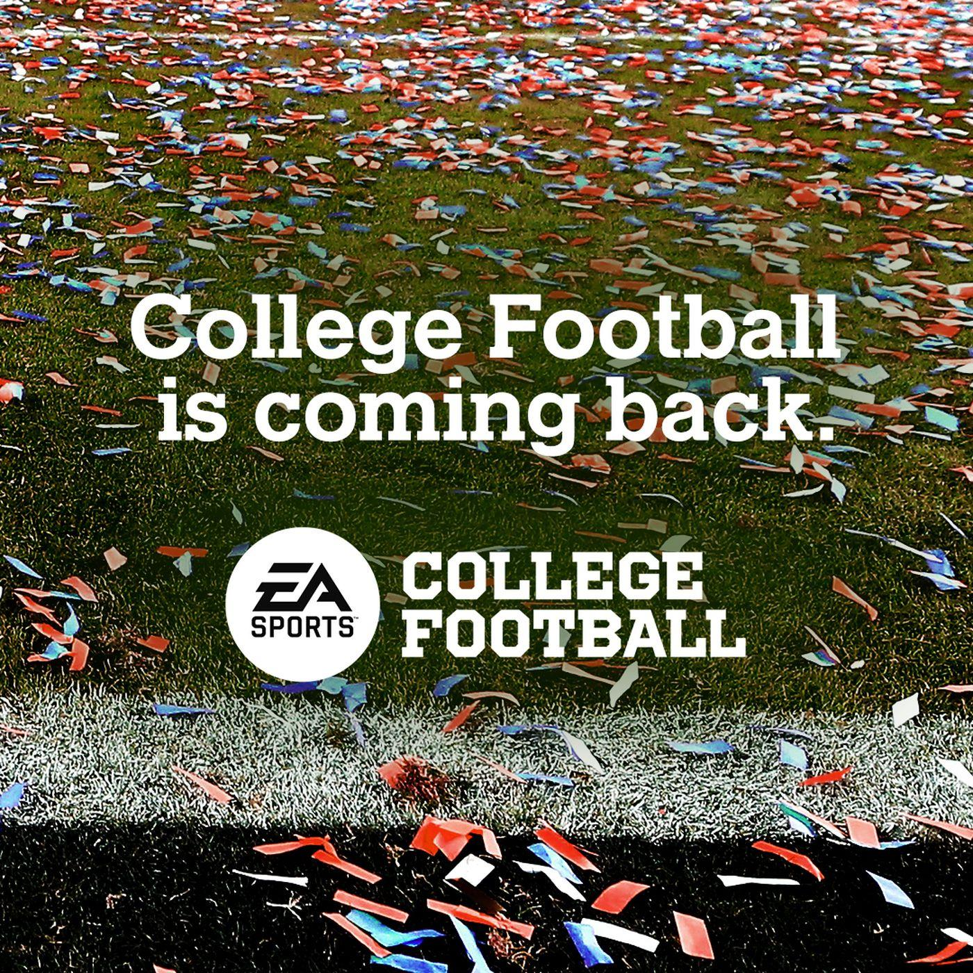 EA Sports is bringing back NCAA Football Video Games Thumbnail