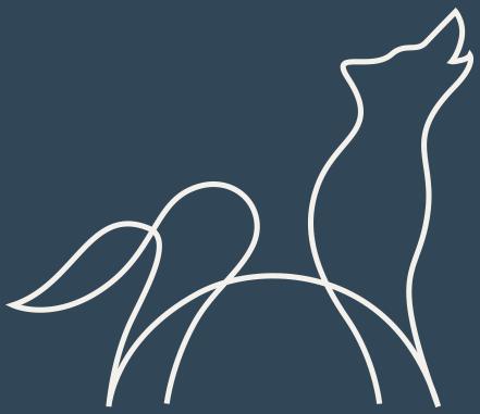 WolfBridge wolf logo