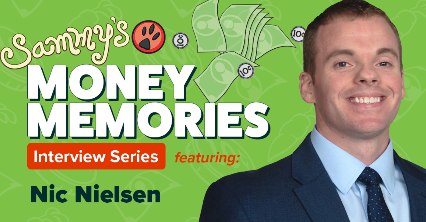 Nic Nielsen Featured in Sammy's Money Memories Thumbnail