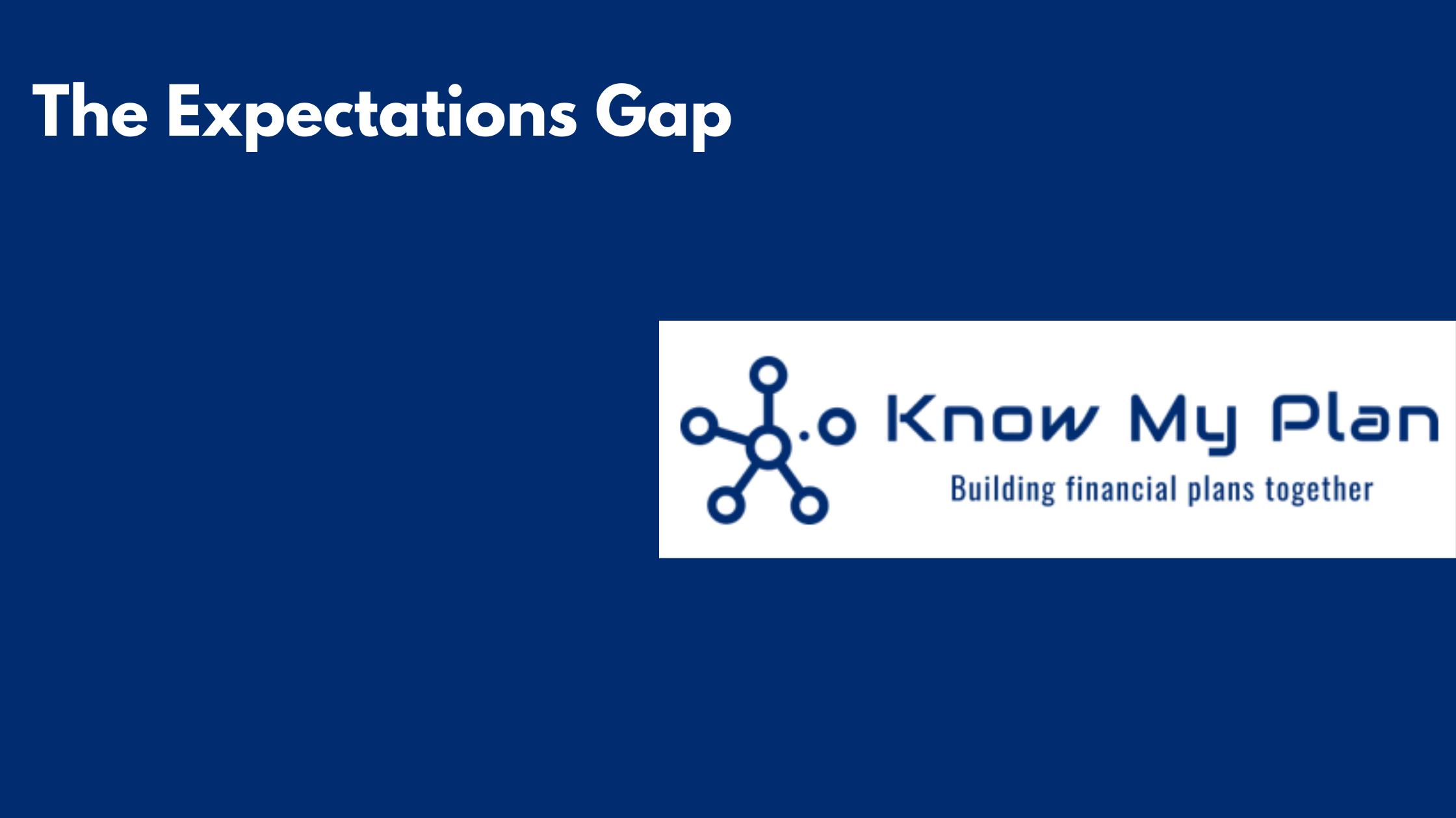 The Expectations Gap Thumbnail