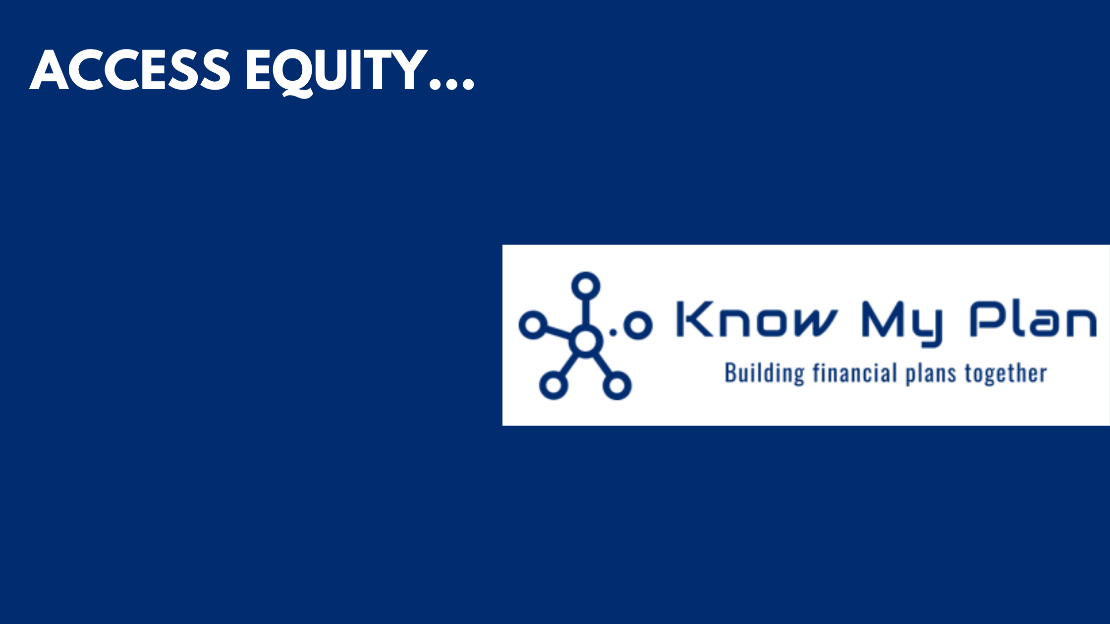 Access Equity Thumbnail