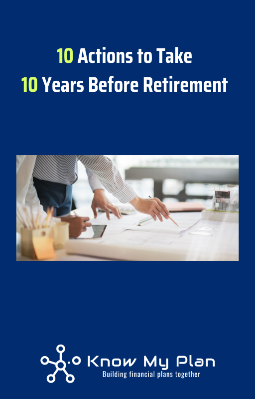 10 Actions To Take 10 Years Before Retirement Thumbnail