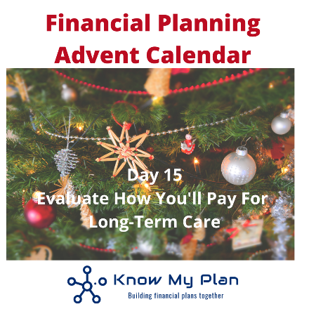 Evaluate How You'll Pay For Long-Term Care Thumbnail