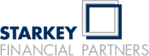 Logo for Starkey Finanial Partners