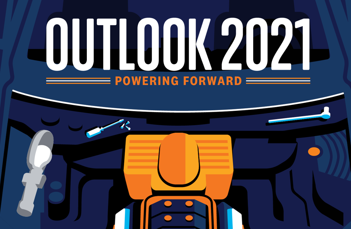 Outlook 2021: Powering Forward Thumbnail