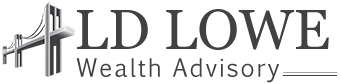 Logo for LD Lowe Wealth Advisory
