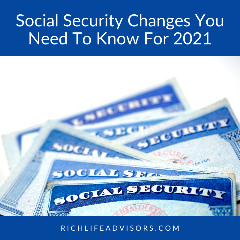 Social Security Updates You Need to Know For 2021 Thumbnail