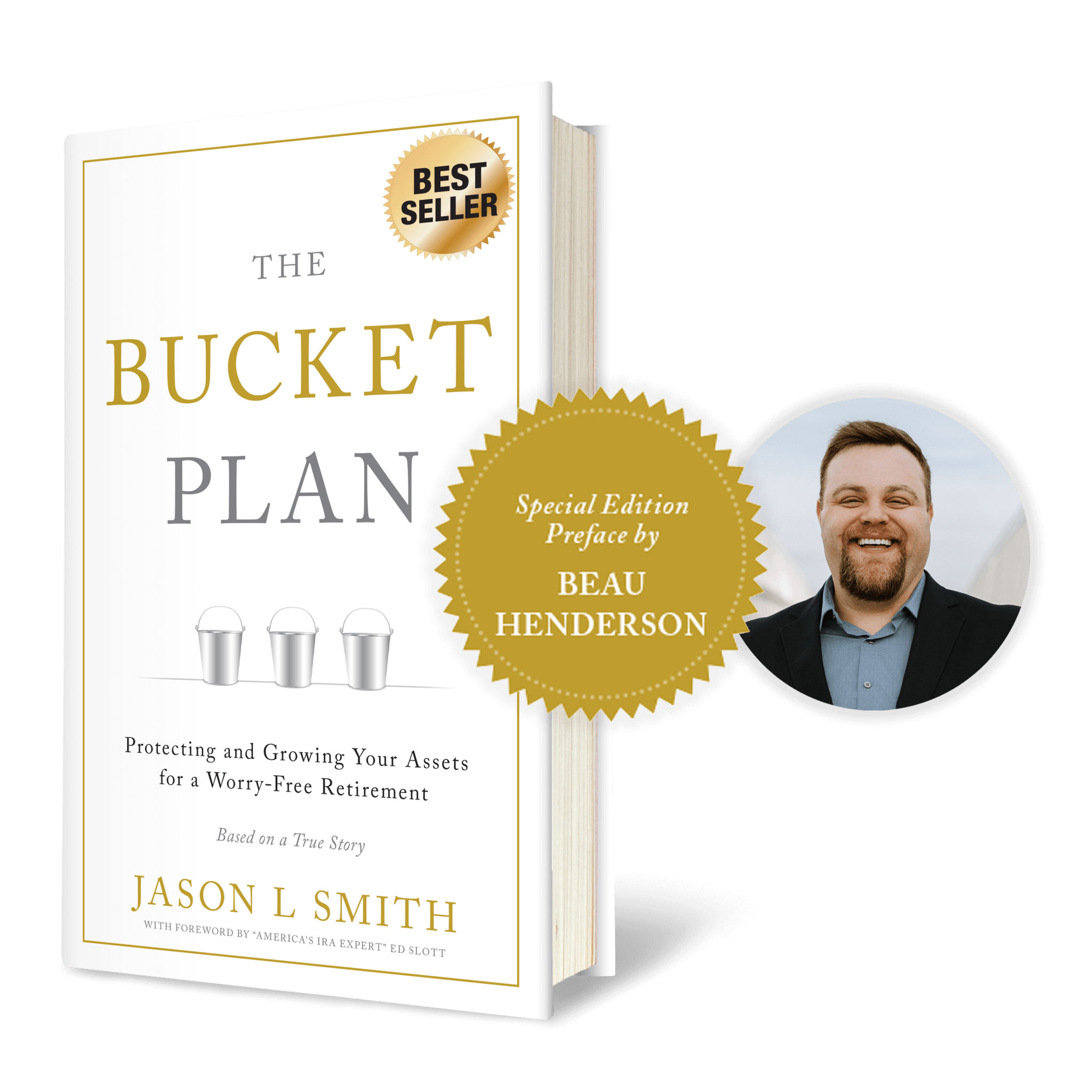 The Bucket Plan book cover