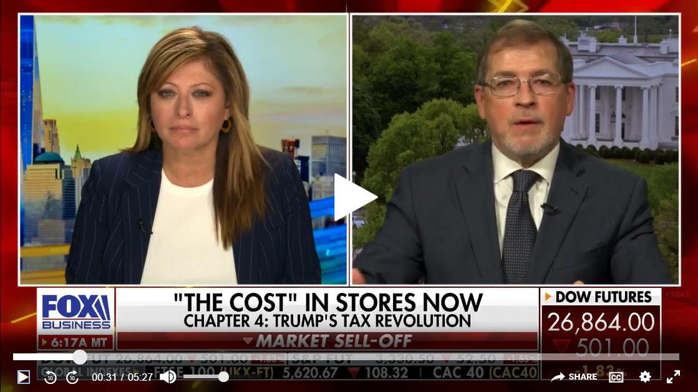 [Fox Business] Ultra-Rich Prepare for Potential Biden Tax Hit Thumbnail