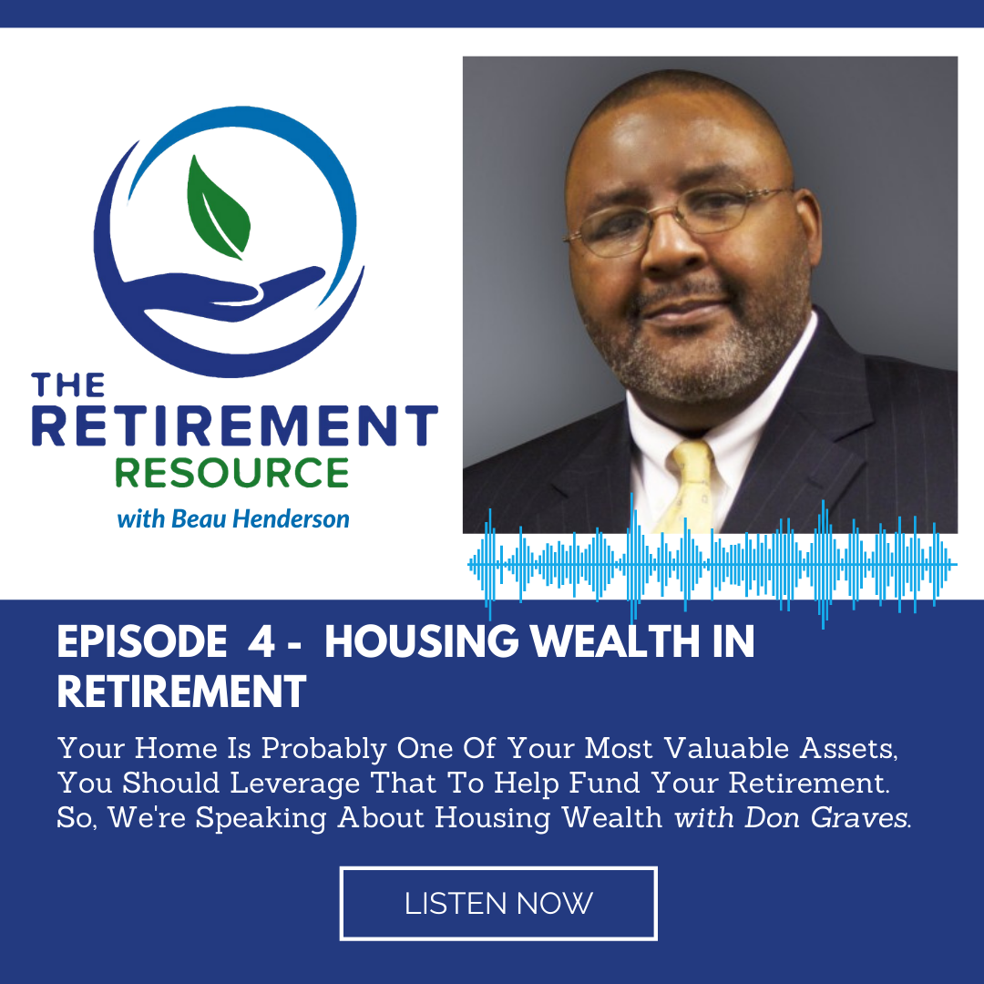 Episode 4 - Housing Wealth with Don Graves Thumbnail