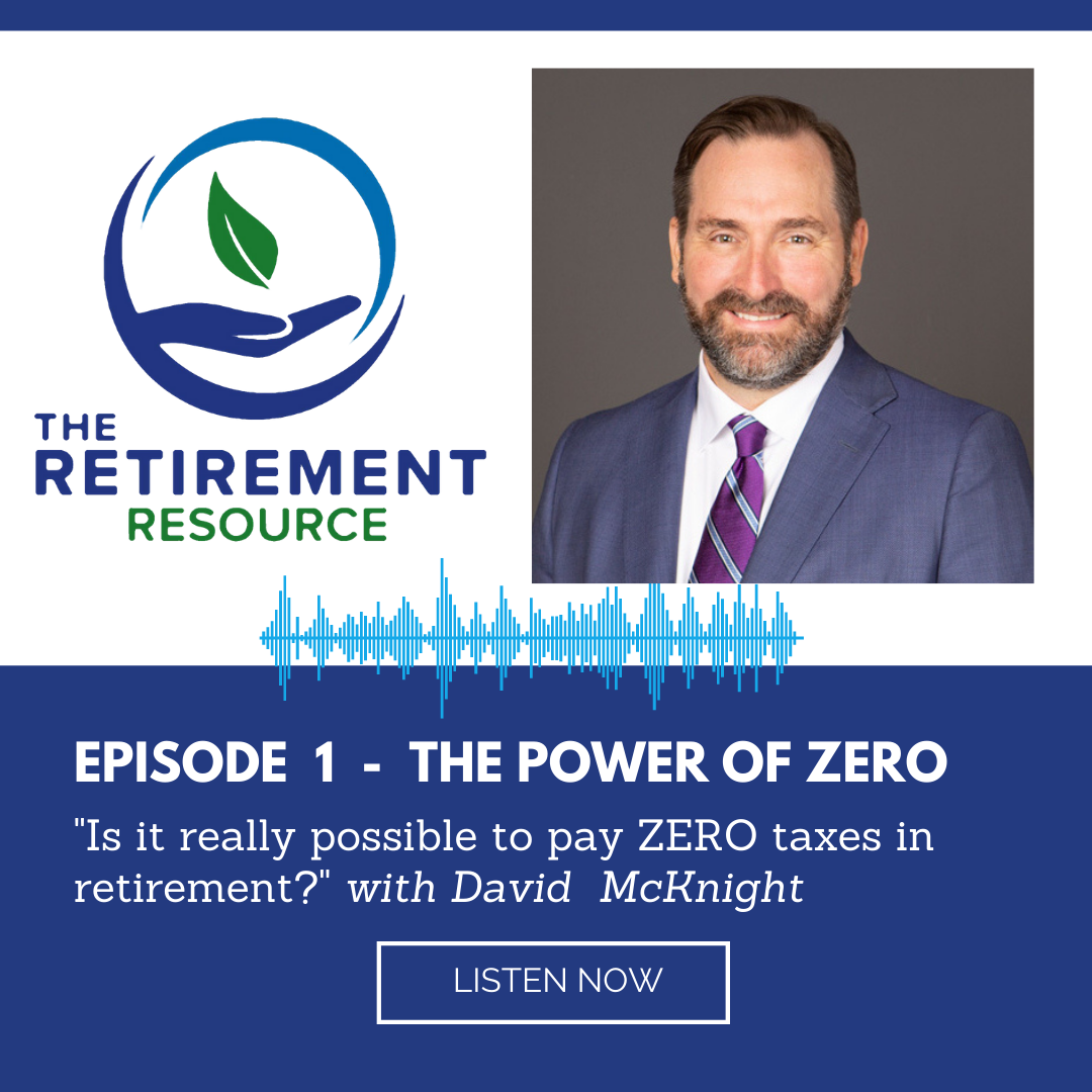 Ep 1. How the 2020 Presidential Election Affects Retirement & How to Pay 0% Taxes in Retirement | with David McKnight Thumbnail