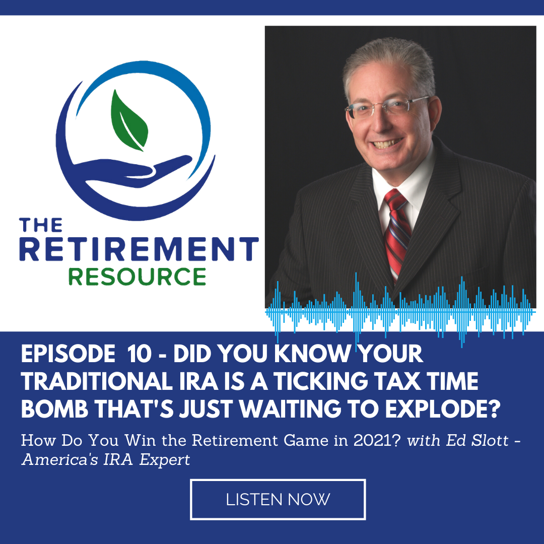Episode 10: How Do You Win the Retirement Game? with Ed Slott Thumbnail