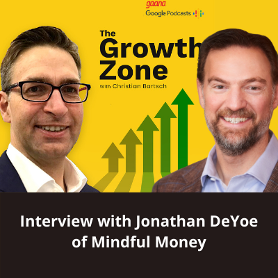 Podcast: The Growth Zone | Interview with Jonathan DeYoe Thumbnail