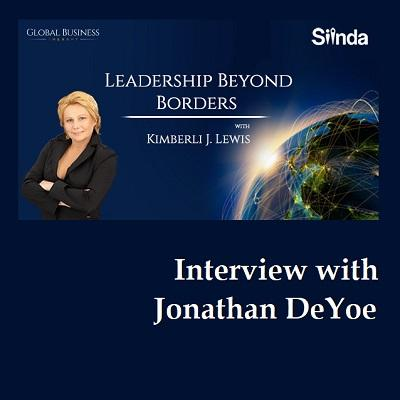 Podcast: Leadership Beyond Borders Interviews Jonathan DeYoe Thumbnail