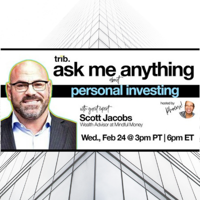 [VIDEO] trīb. Podcast | Ask Me Anything with Scott Jacobs Thumbnail
