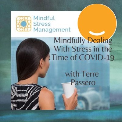 [VIDEO] Mindfully Dealing With Stress In The Time Of COVID-19 With Terre Passero Thumbnail