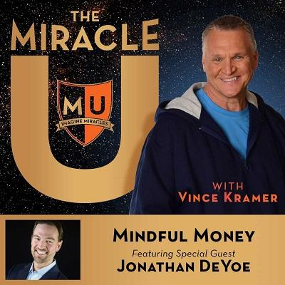 Podcast: The Miracle U Interviews Jonathan DeYoe Thumbnail