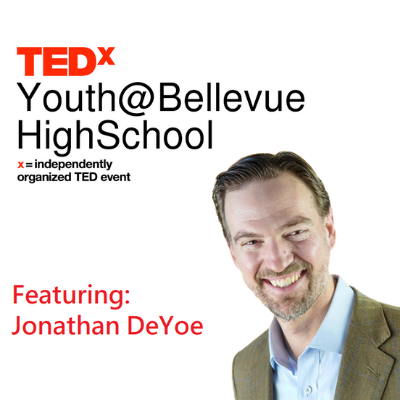 [VIDEO] Jonathan DeYoe TEDx Youth Talk | Bellevue High School Thumbnail