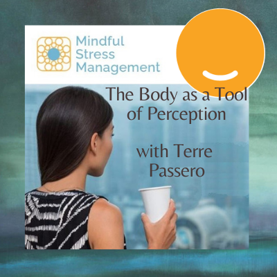 [VIDEO] The Body as a Tool of Perception with Terre Passero Thumbnail
