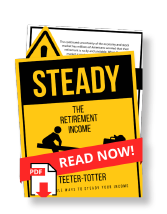 The Retirement Income Teeter-Totter