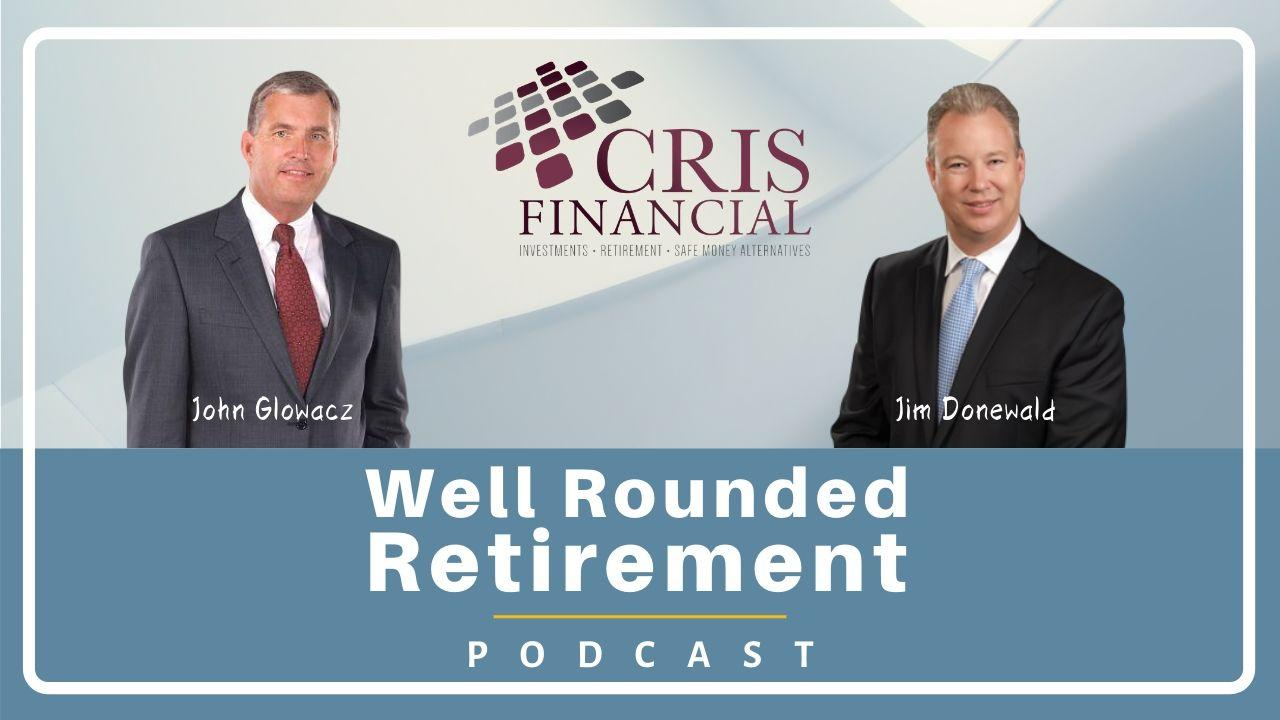 Episode 8 - The Biggest Mistakes In Retirement Planning—Part 1  Thumbnail