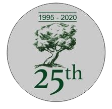 25th Anniversary logo LaGrange, IL Herr Capital Management, LLC