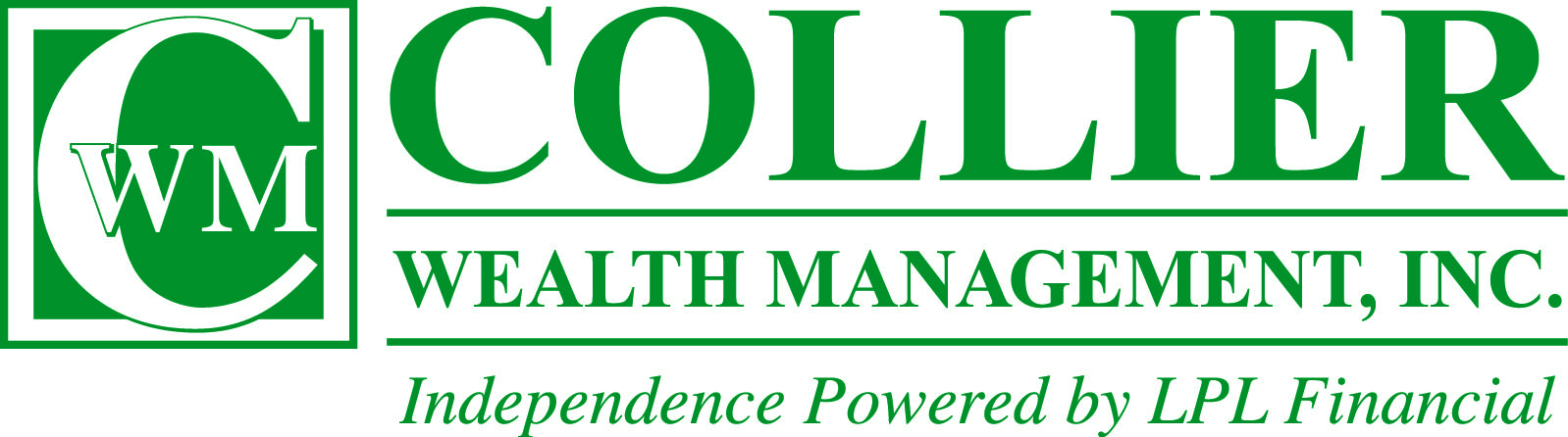 Logo for Collier Wealth Management
