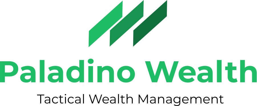 Logo for Paladino Wealth
