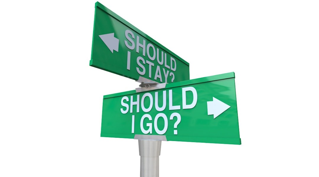 Should I Stay or Should I Go? Thumbnail