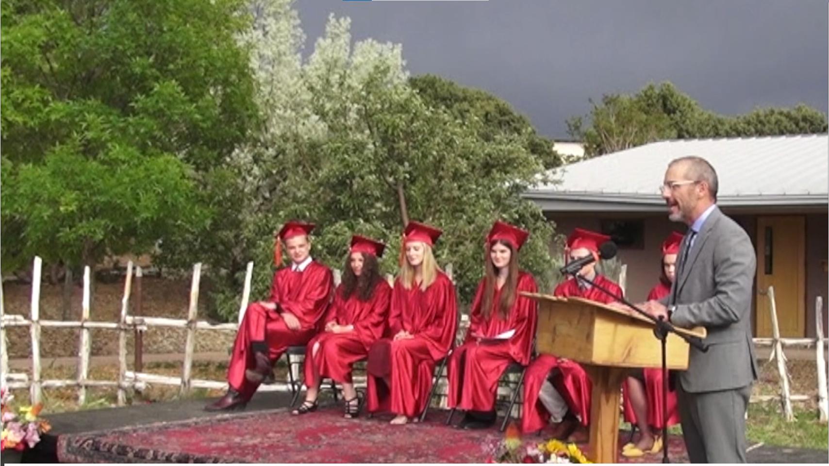 Doug Lynam Commencement Speech, Santa Fe Waldorf School Thumbnail