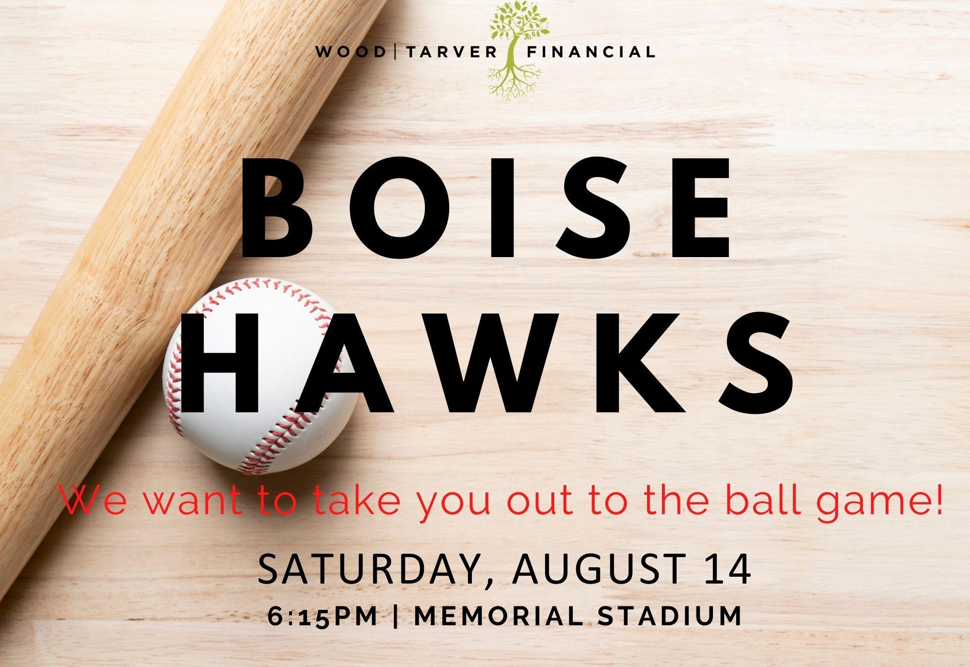 Boise Hawks Thumbnail