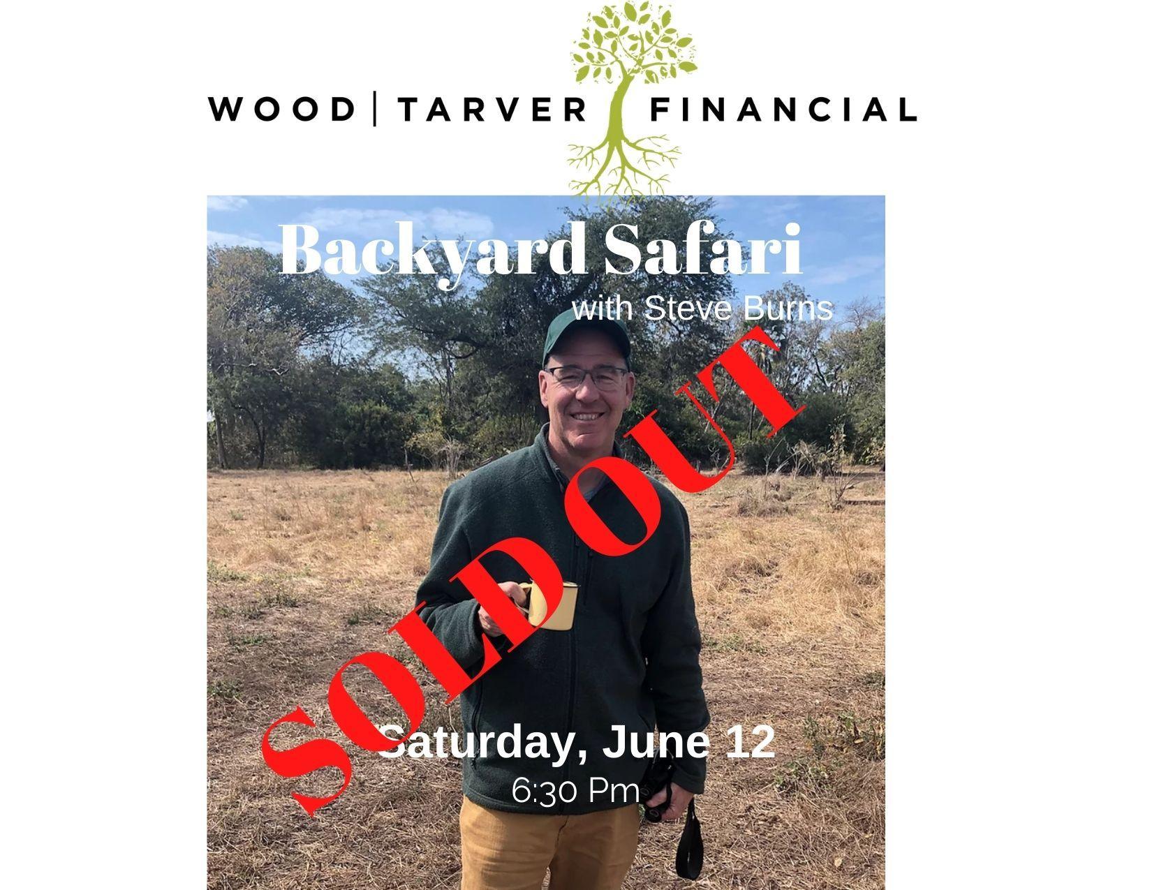 Backyard Safari with Steve Burns Thumbnail