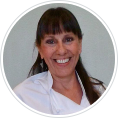 Kristi Echols-Preston headshot & illustration Boise, ID | Wood Tarver Financial
