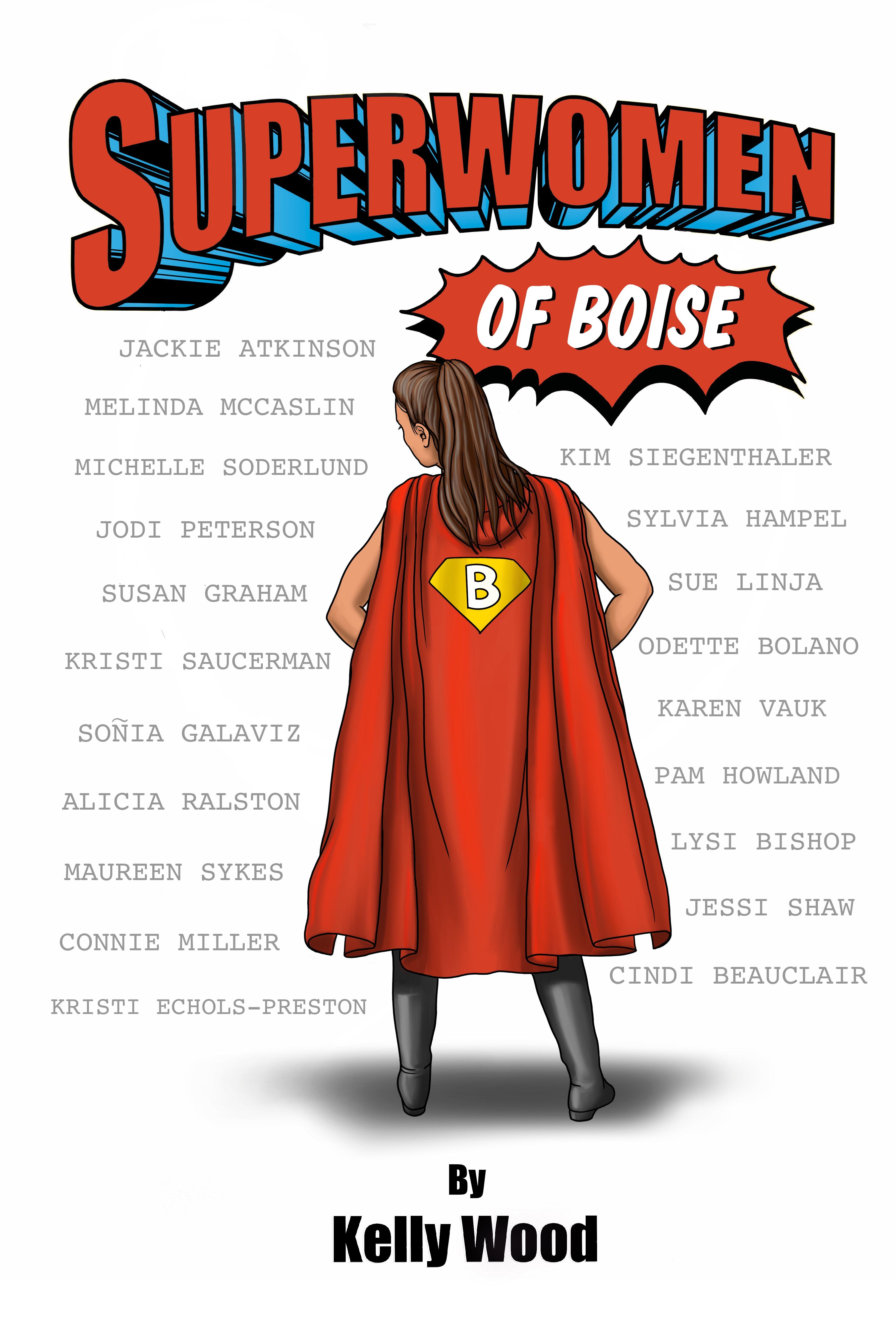 super women of boise cover