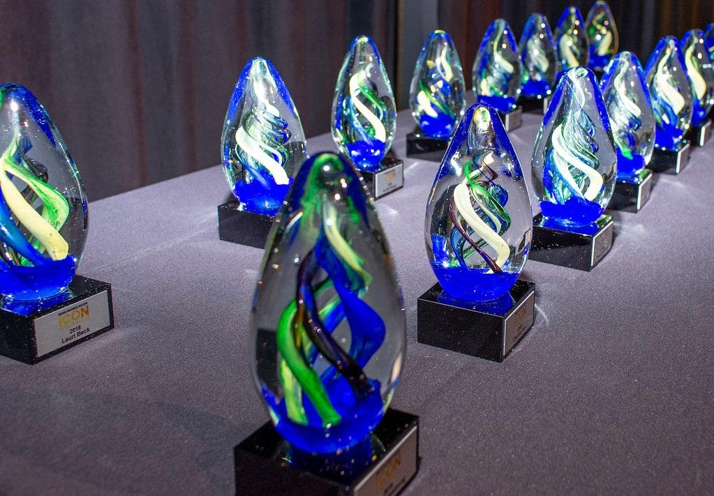 Inaugural Icon Award Boise, ID | Wood Tarver Financial