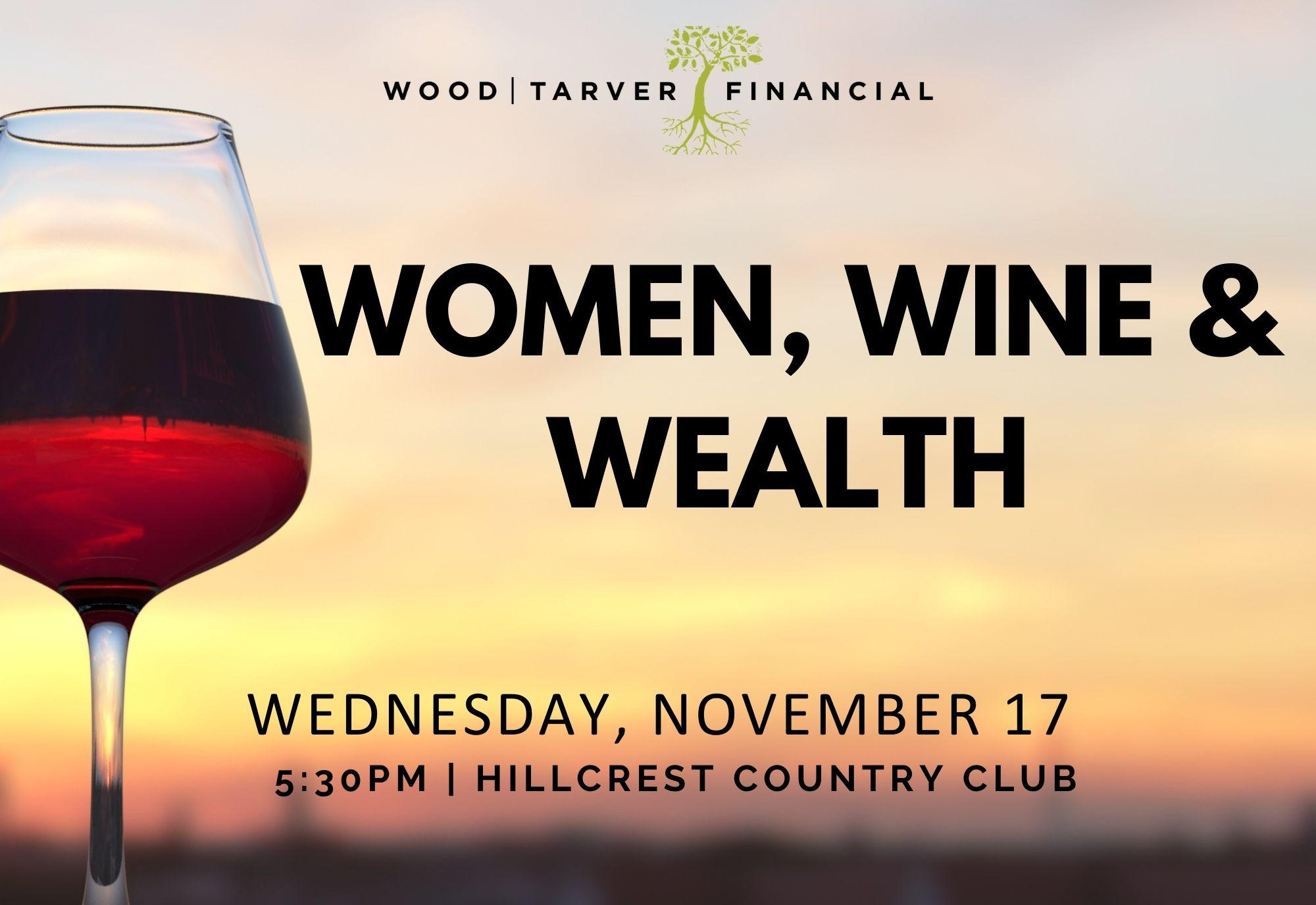 Women, Wine and Wealth  Thumbnail