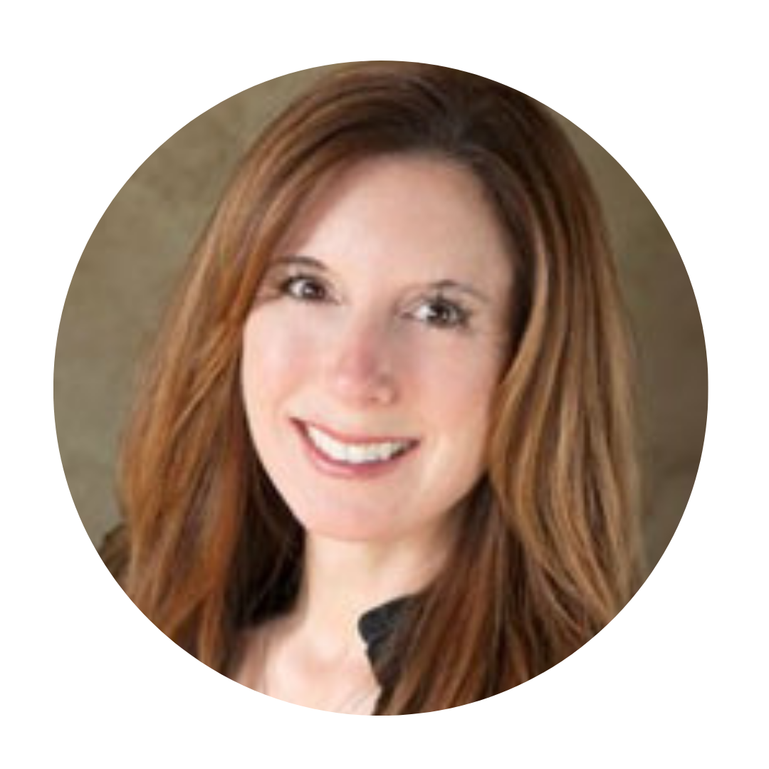 Maureen Sykes headshot & illustration Boise, ID | Wood Tarver Financial