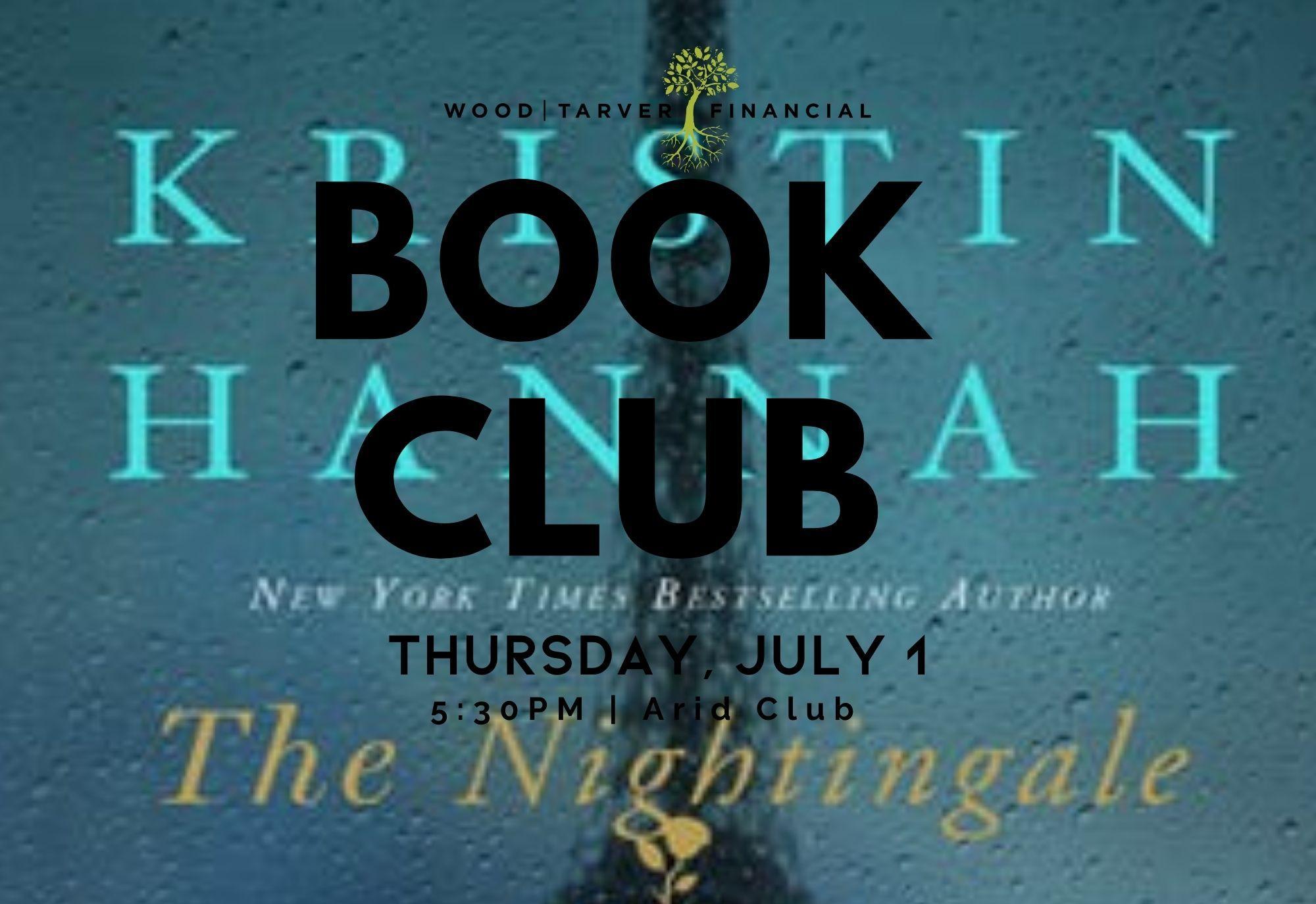 July 2021 Book Club  Thumbnail