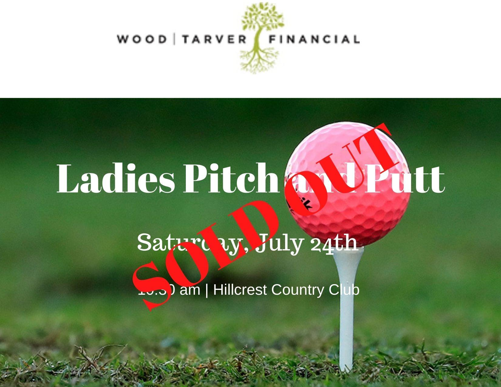 Ladies Pitch and Putt! Thumbnail