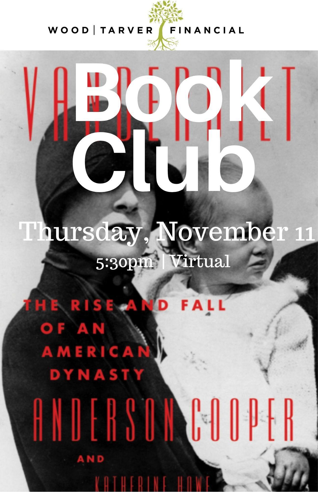 November 2021 Book Club  Thumbnail