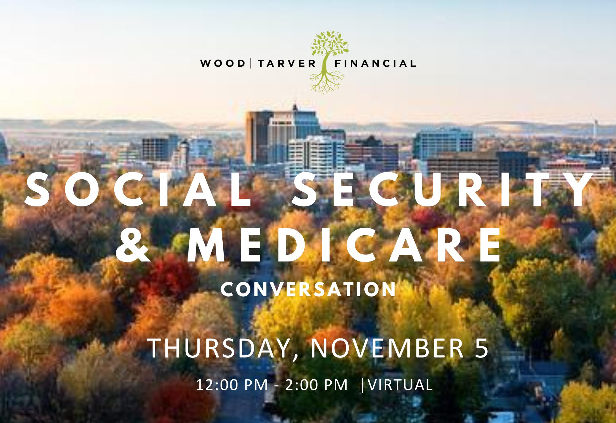 Social Security & Medicare Conversation Thumbnail