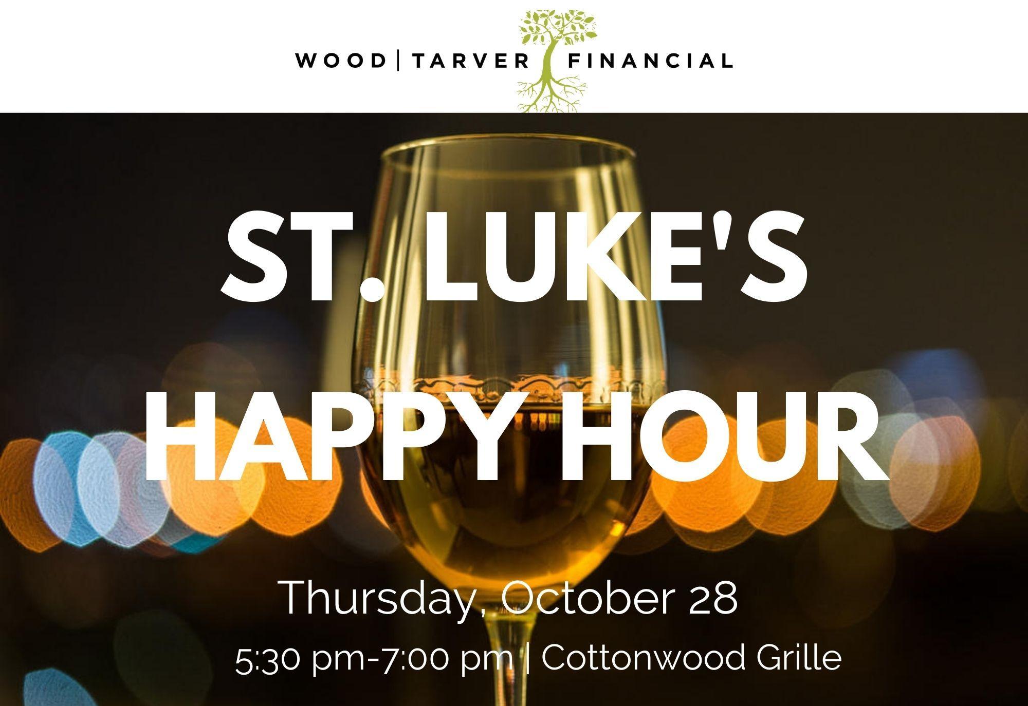 St. Luke's Happy Hour  Thumbnail