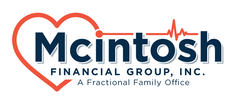 Logo for Mcintosh Financial Group