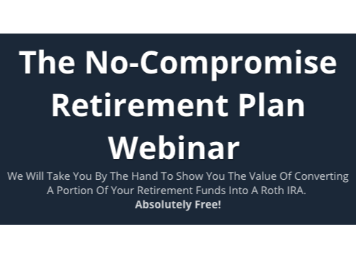 The No-Compromise Retirement Plan Webinar Thumbnail