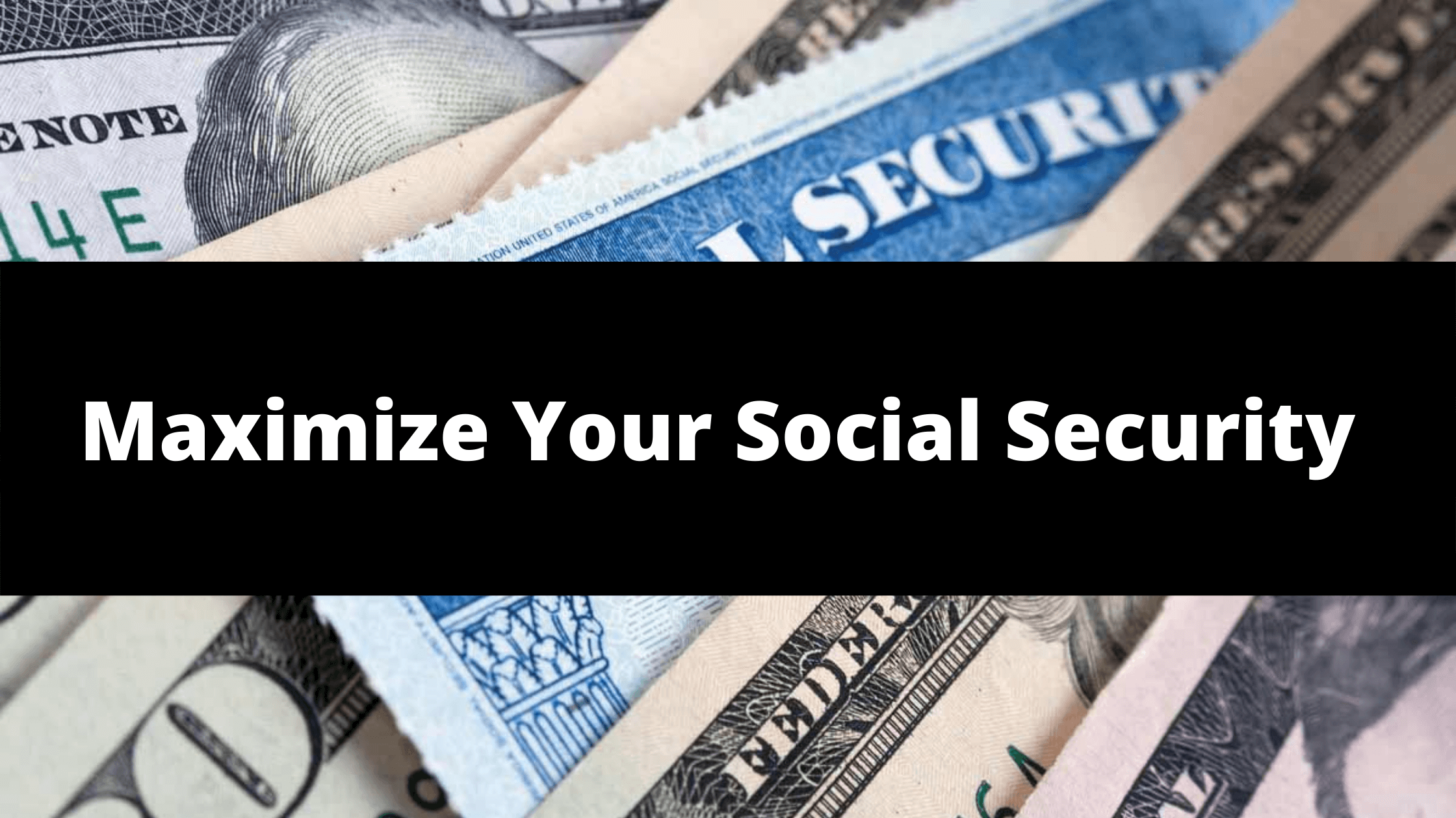What Age Should You Start Collecting Social Security? Thumbnail