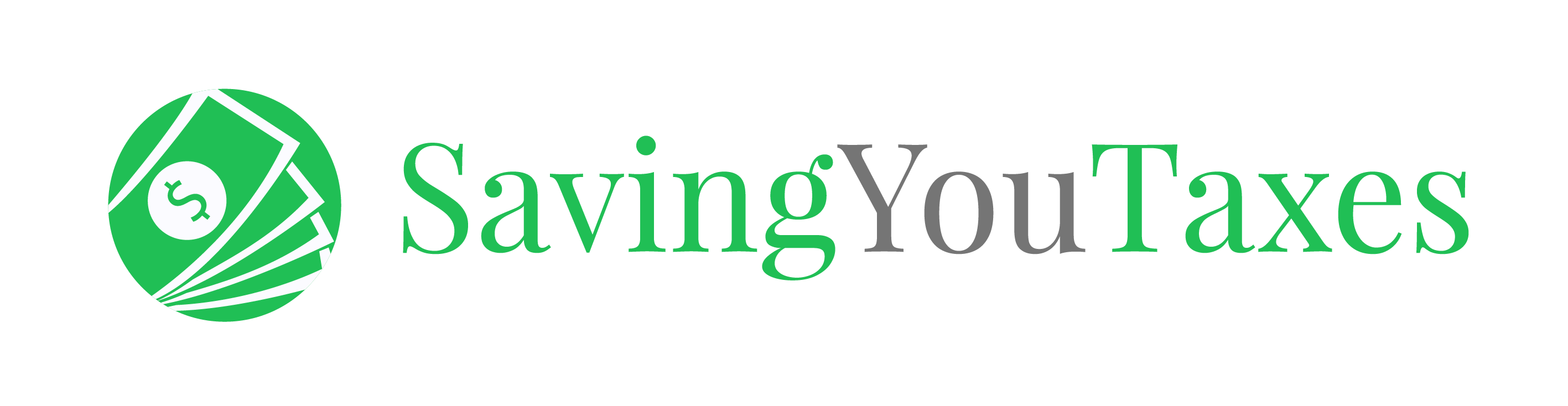 Logo for Saving You Taxes