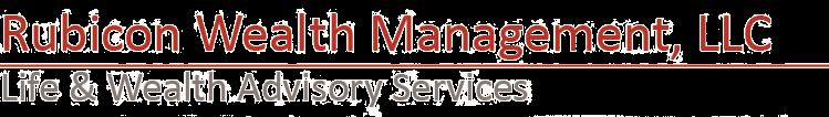 Logo for Rubicon Wealth Management, LLC