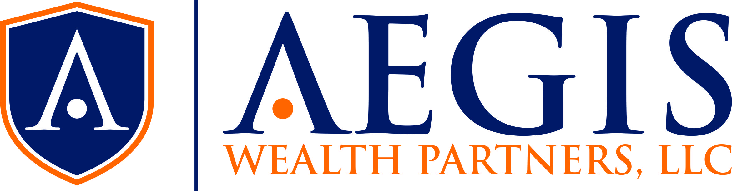 Logo for Aegis Wealth Partners