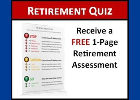 5 Minute Retirement Quiz Thumbnail